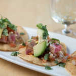 Seared Ahi Tuna Tostadas